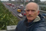 Paul Minett with Auckland Traffic